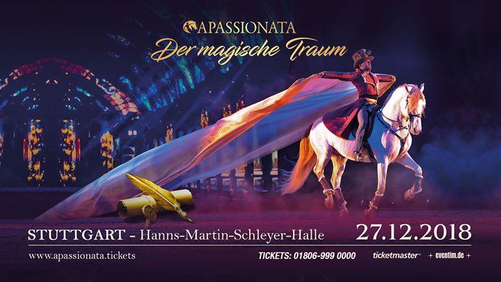 Stuttgart Apassionata Der Magische Traum