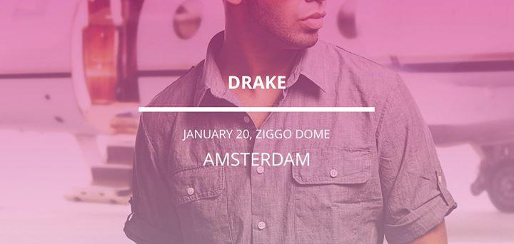 Drake in Amsterdam
