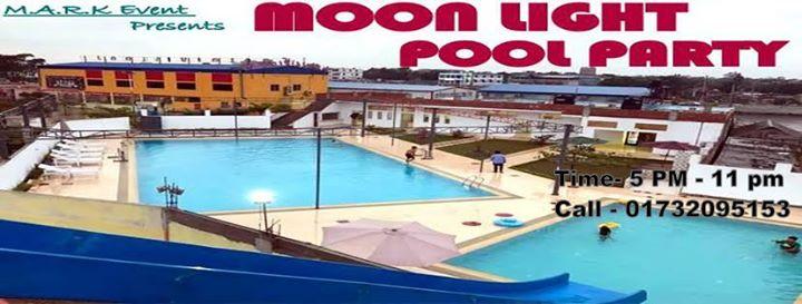 Moon Light Pool Party At Fantasy Island Diabari Uttara Dhaka