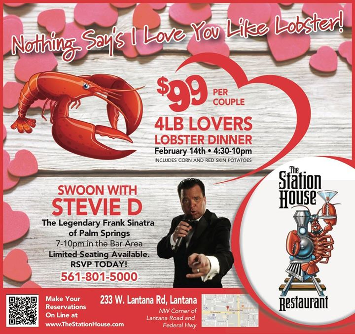 Valentines Day At The Station House Lantana