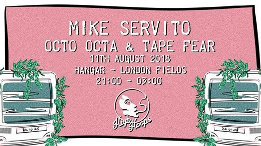High Hoops w Mike Servito Octo Octa & Tape Fear