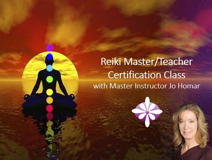 Reiki Master Teacher Certification Class In Rocky Hill Ct At Jo