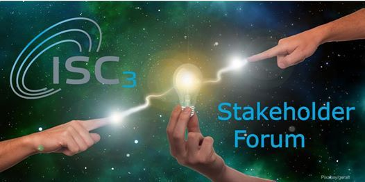 ISC3 Stakeholder Forum