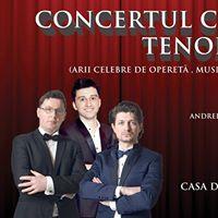 Concertul celor trei tenori