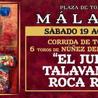 Juli Talavante y Roca Rey - 19 agosto