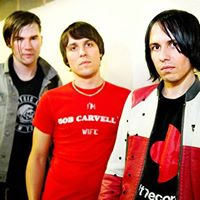 The Cribs Party at Burn Down The Disco