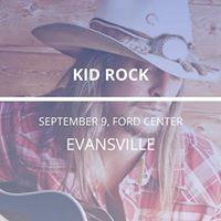 Kid Rock in Evansville