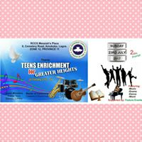 TEENS ENRICHMENT FOR GREATER HEIGHTS