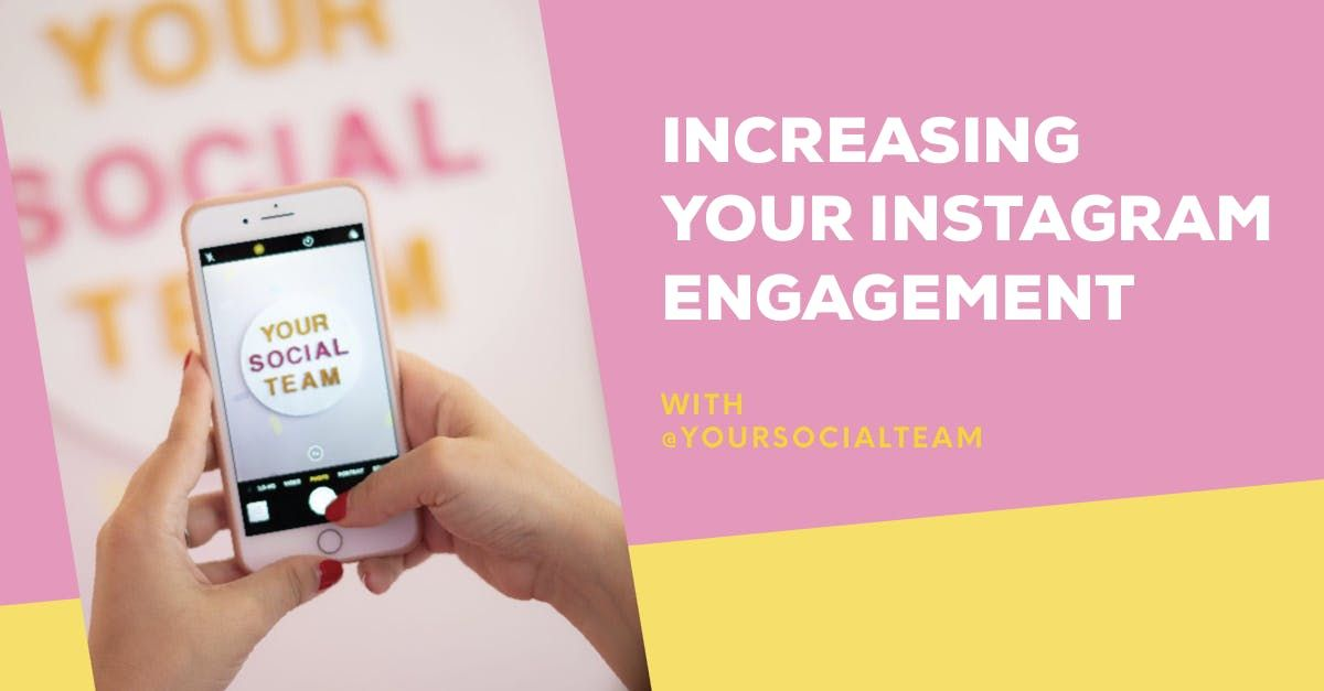 Increasing Your IG Engagement
