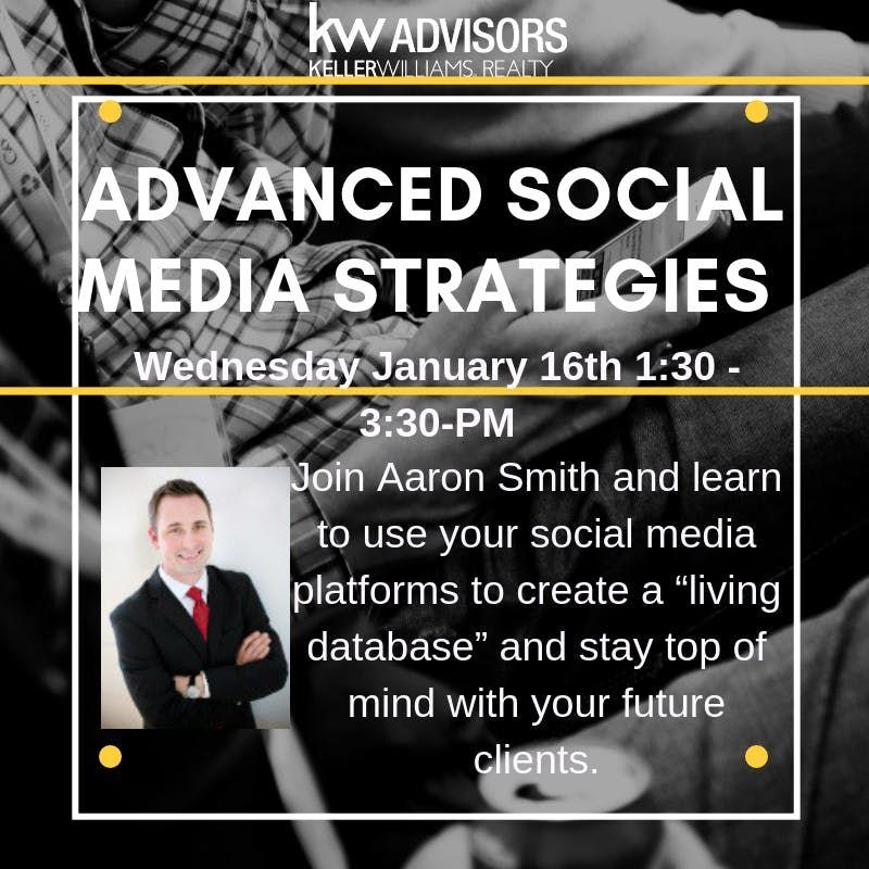 Advanced Social Media Strategies