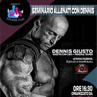 Heart Fitness Club - Seminario Allenati con Dennis