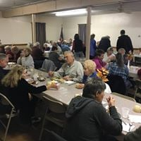 Enfield Community Conversation &amp Dish to Pass