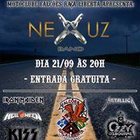 Heavy Metal no Falces MC