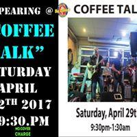 Coffee Talk Live Music