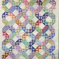 PHD (Projects Half Done) Quilting Class