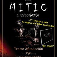 M I T I C EL ESPECTCULO Presentacin LP