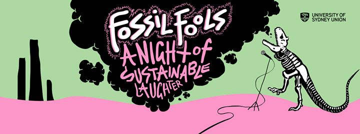 Fossil Fools - A Night of Sustainable Laughter