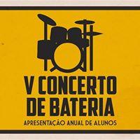 V Concerto de Bateria