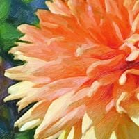 Intro to Oil Painting Flowers and Plants