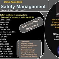 OGSC Accredited Process Safety Management Certification