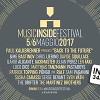 MiF - Music Inside Festival - JUICE Official Event