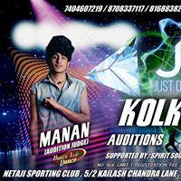 Just Dance India Championship season 2 Kolkata Auditions