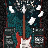 Festival Poetas del Rock Albacete 1 y 2 de septiembre