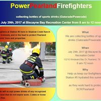 Power Pearland Firefighters