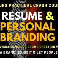 Resume &amp Personal Brand Building  3 Hours Crash Workshop