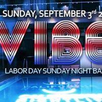 Vibe W Rooftop Labor Day Weekend Sunday Night Swim - Club Life