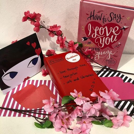 Valentines Day Blind Date with a Booklover