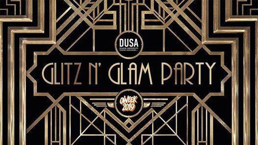 OWeek Glitz N Glam Party