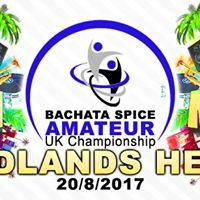 BachataSpice Amateur UK Championship Midlands Heat at Motion City