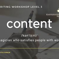 The Write Time  Content Writing Workshop (Level 3)