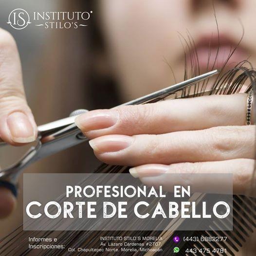 Escuelas de corte de cabello en morelia