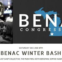 Winter Bash for Benac Ft. Comedy The Mushmen &amp Last Gasp Collective