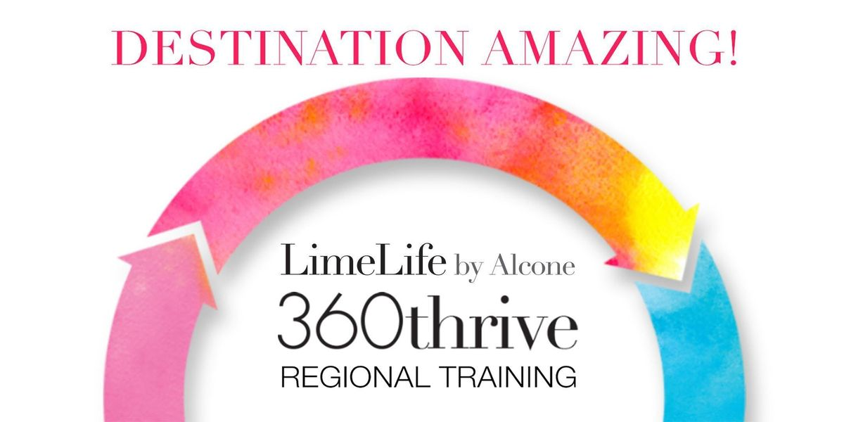 LimeLife 360thrive Regional Training in Brooklyn NY