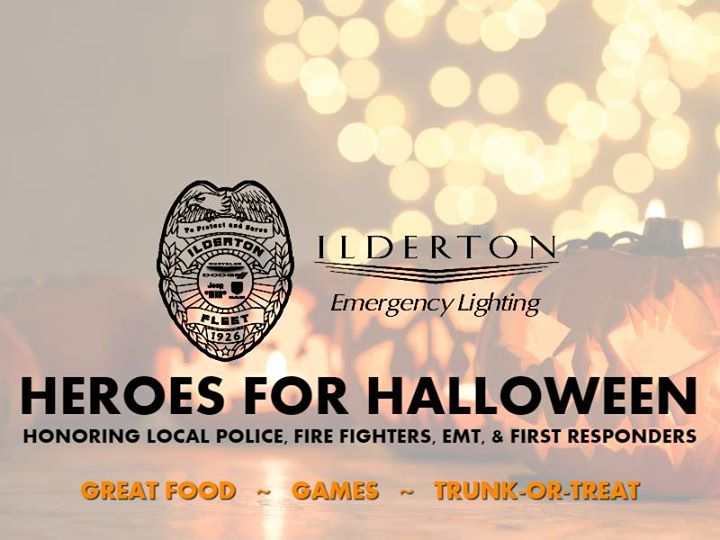 Ilderton Dodge High Point >> Heroes For Halloween At Ilderton Dodge Chrysler Jeep Ram