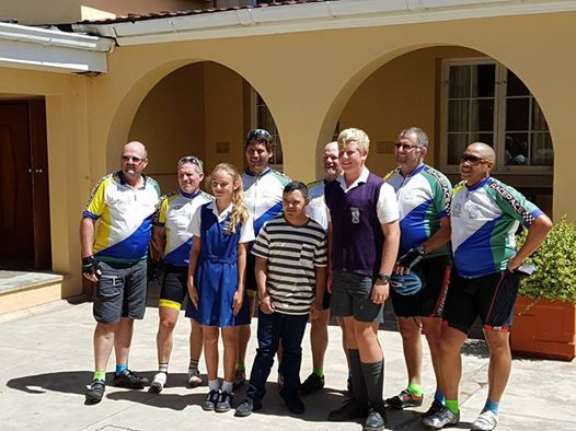 Annual Cycle Tour