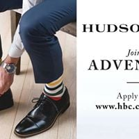Hudsons Bay - Mens Fashion Job Fair