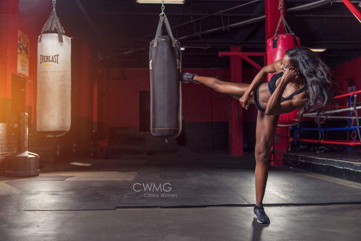 Kickboxing Cardio Jam