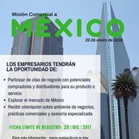 Misin Comercial a Mxico