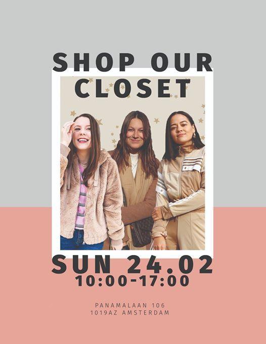 Closet Sale Leonie Aime & Whitney