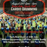 Drum Fitness Session 2