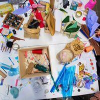 La valigia di Mag - Laboratorio artistico