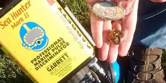 Lake Tahoe Underwater Metal Detecting Certification  (14 July)