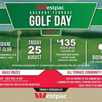 The Westpac Gregory Terrace Golf Day