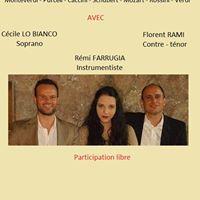 Concert lyrique 300417  17h00 Entre gratuite