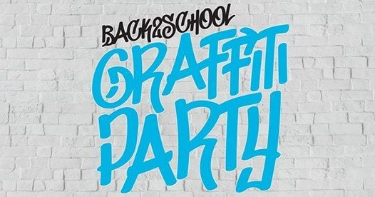 Back2School Graffiti Party