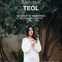 Carolina Katn  TEOL en concert  Neuchtel (CH)